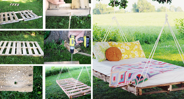 DIY-Pallet-Swing-Bed-DIY-Outdoor-Furniture-from-Pallets-Click-for-Tutorial2